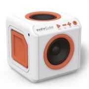 Caixa de Som Bluetooth audioCube 30W PWC-AUDWH ELG Branco/Laranja