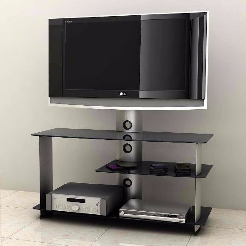 Rack para Sala de TV e Home Theater RKM06v6 ELG - Central Suportes