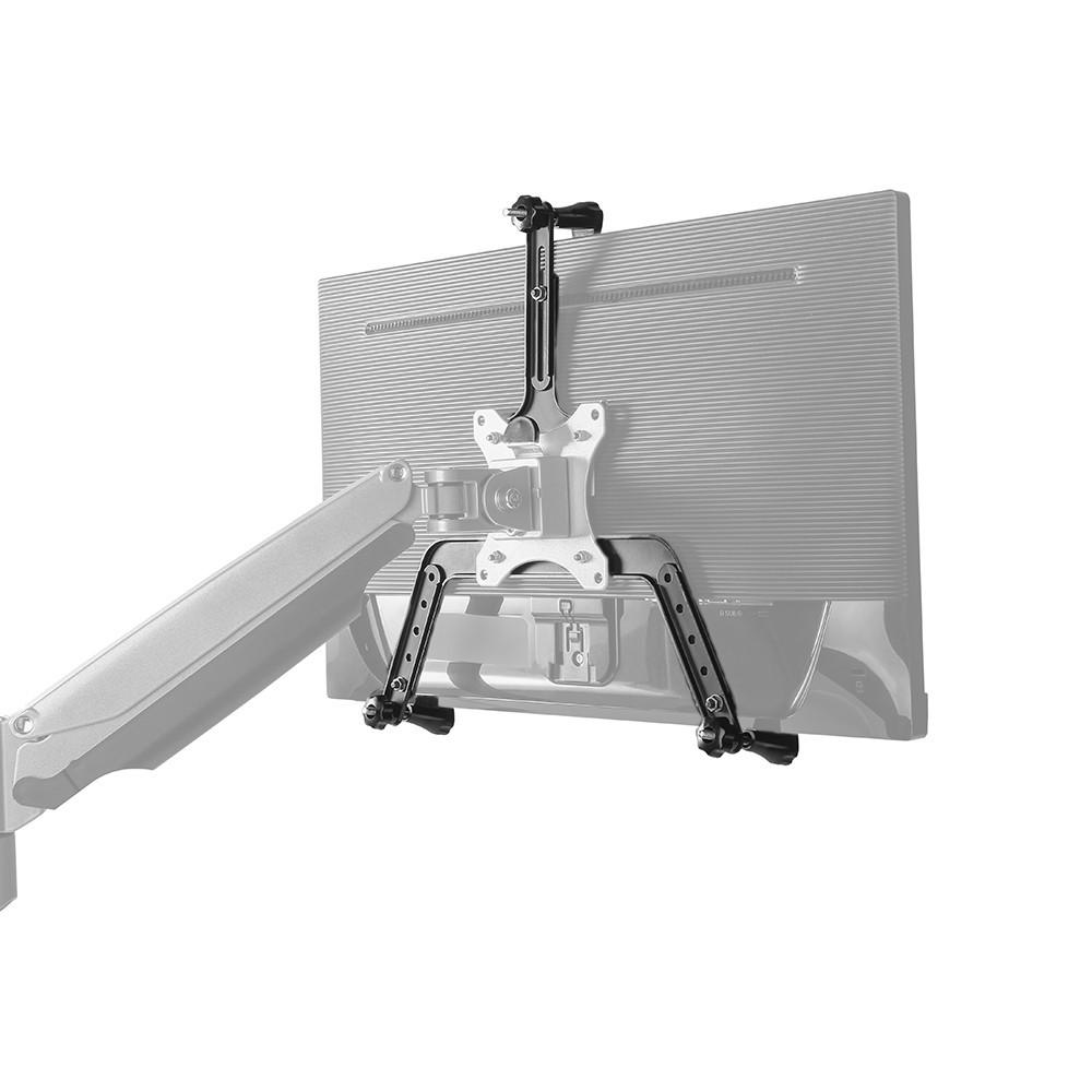 Adaptador para Monitor Sem Furação VESA ADP01-SV  - Central Suportes