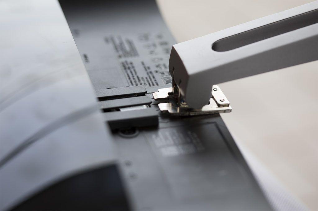 Adaptador VESA para Monitores DELL sem Furação CPS-DELL  - Central Suportes