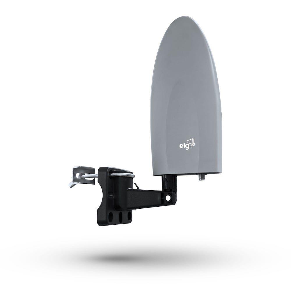 Antena Digital Externa com Cabo 10m FALCON HDTVEX500PLUS ELG  - Central Suportes