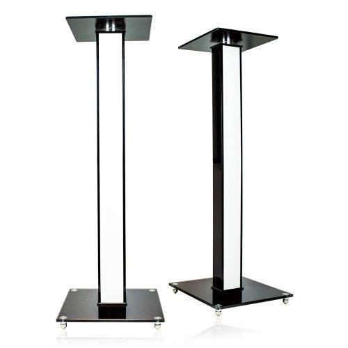 Pedestal para Caixas Acústicas Bookshelf BS03M ELG  - Central Suportes