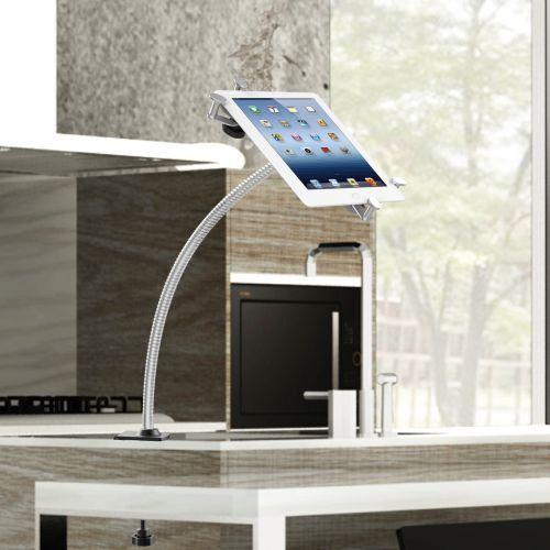 Suporte Articulado de Mesa para Tablet / iPad 8 a 10.4 TBM-3  - Central Suportes