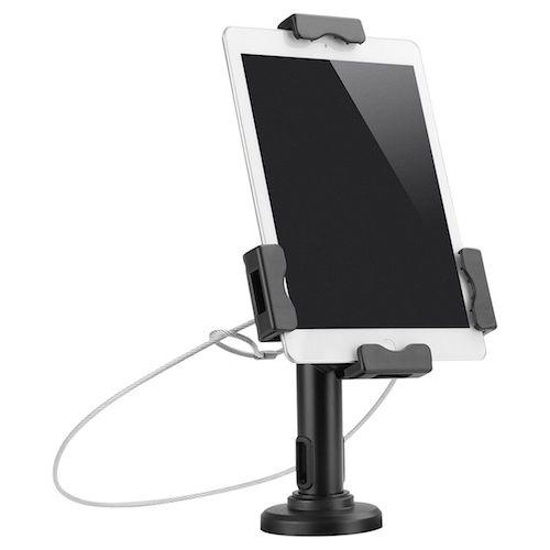 Suporte Antifurto para Tablet / iPad 7.9 a 10.5 Articulado TBM-5  - Central Suportes