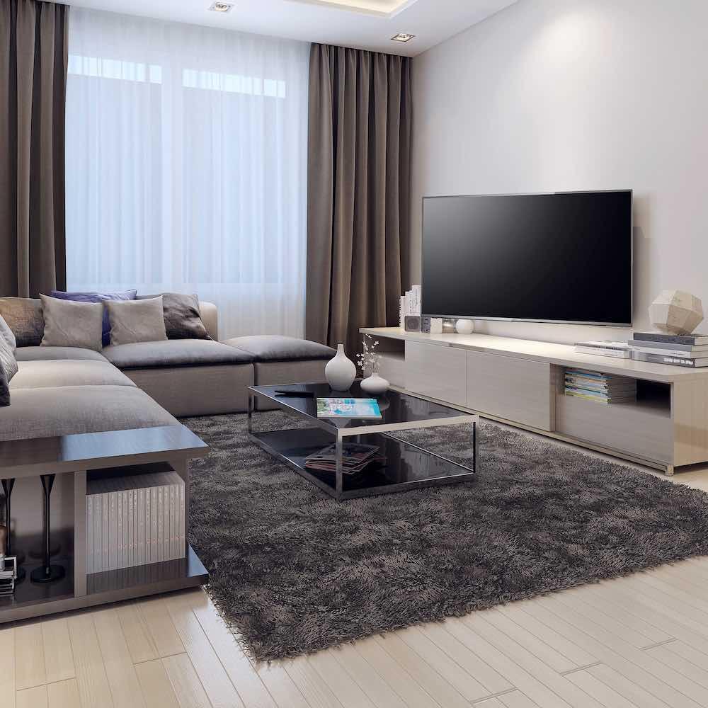 Suporte TV Articulado LCD LED Qled 26 a 55 Full40 PRO ELG  - Central Suportes