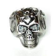 Anel Homem Caveira Steel Skull