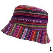 Chapéu de verão Bucket Hat Happy