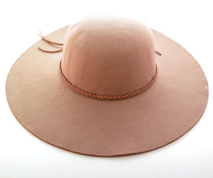 Chapéu de Feltro Floppy Bohemian