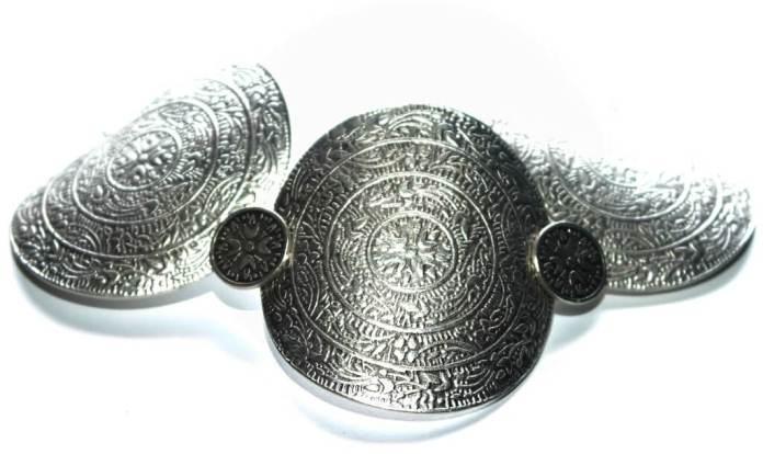 Pulseira prata Ayla