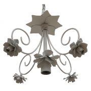 Luminaria Ornamental de Flores Decorativa para Sala Pequena Melhor Preço