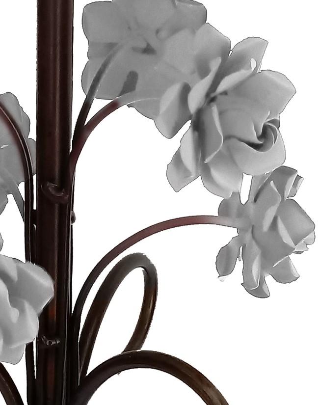 Abajur Quarto de Casal de Ferro Decorativo Simples Beirada de Cama