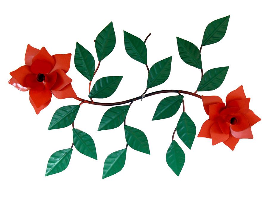 Arranjo De Flores Coloridas Artesanal Para Quarto Decorativo