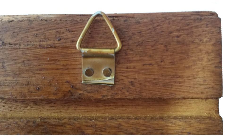 Cabide de Parede para Quarto de Casal Pendurador de Roupa e Gancho de Ferro