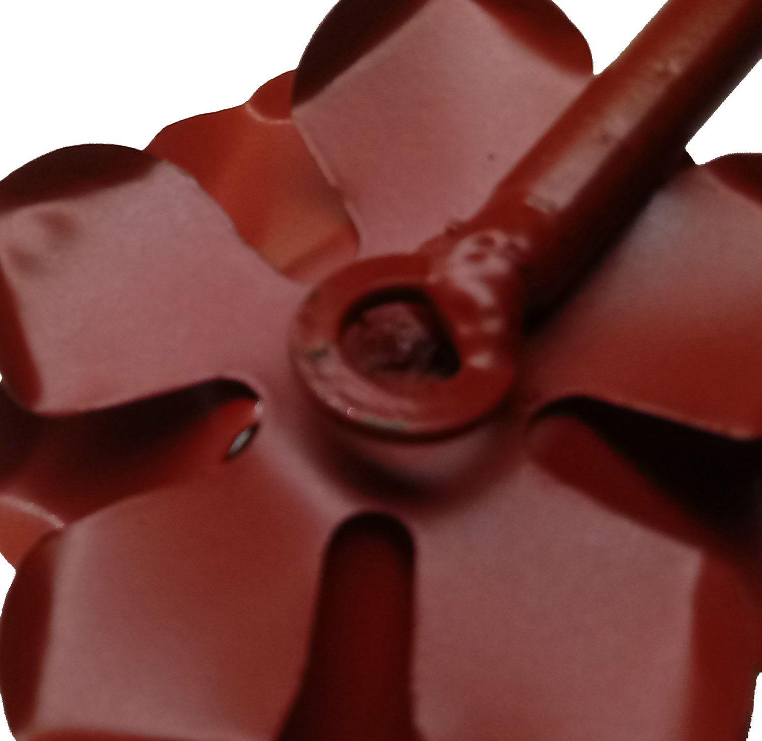 Cabide de Ferro Decorativo Pendurador de Roupas Quarto de Casal
