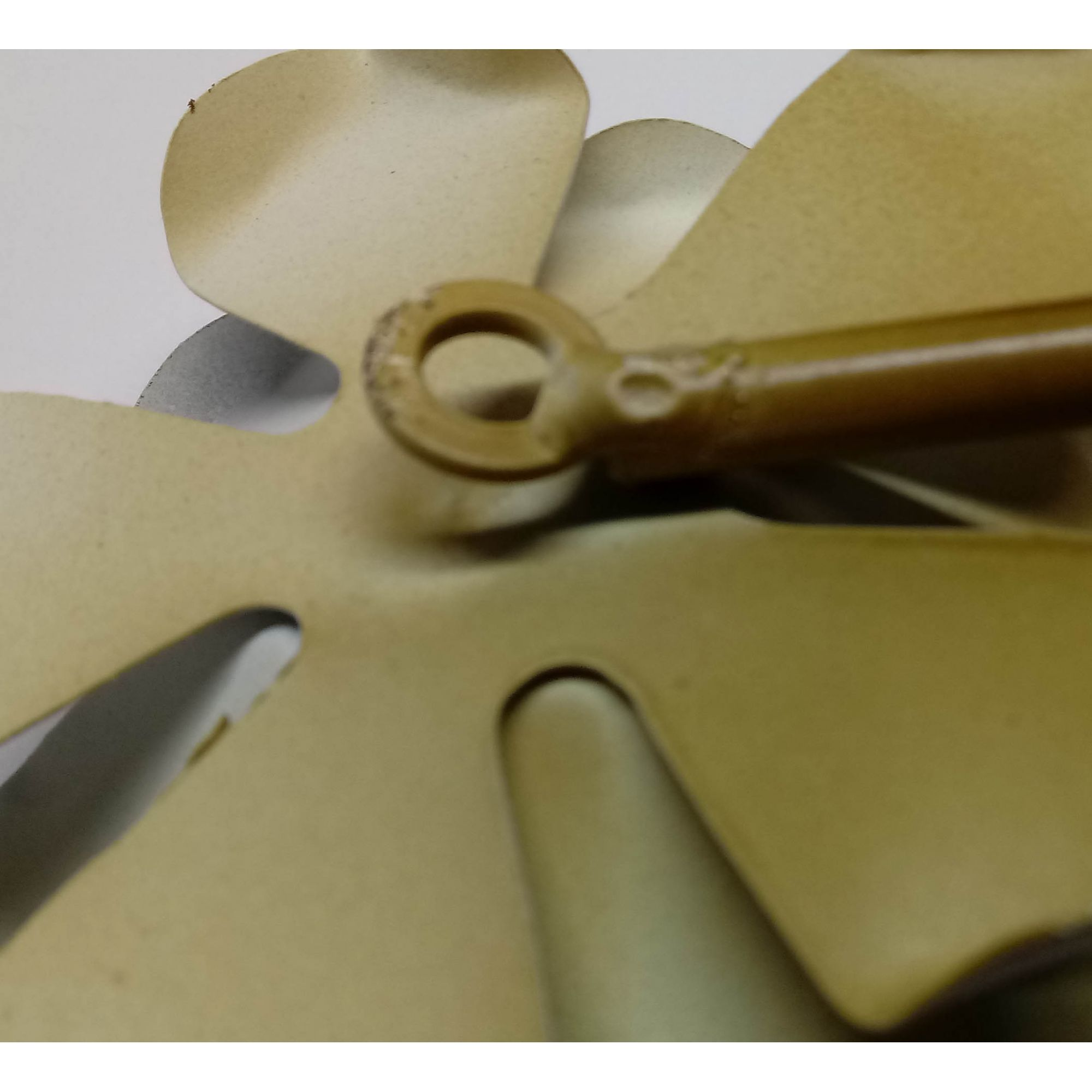 Cabide de Parede Suporte Para Roupas Decoração Artesanal em Ferro