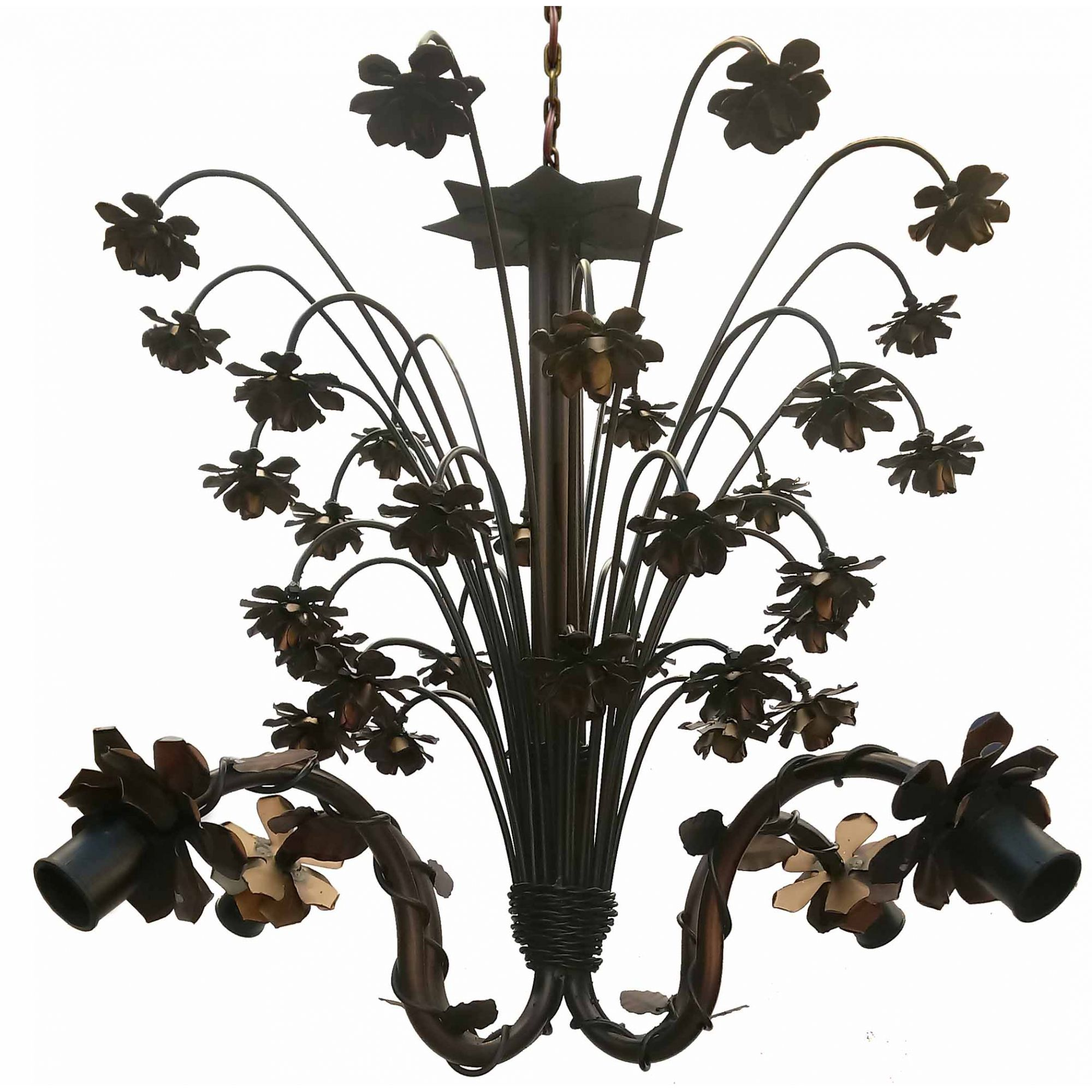 Linda Luminaria em Metal para Iluminação de Pergolado e Varanda Moderna