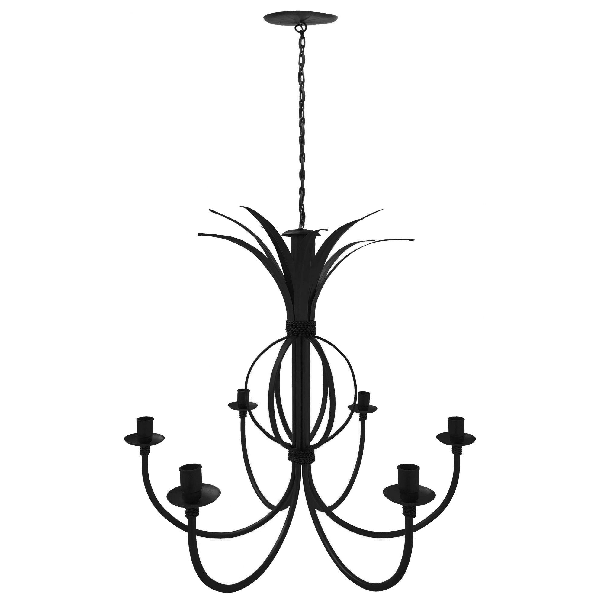 Luminária de Teto Rústica para Sala de Jantar e Estar Grandes Vintage
