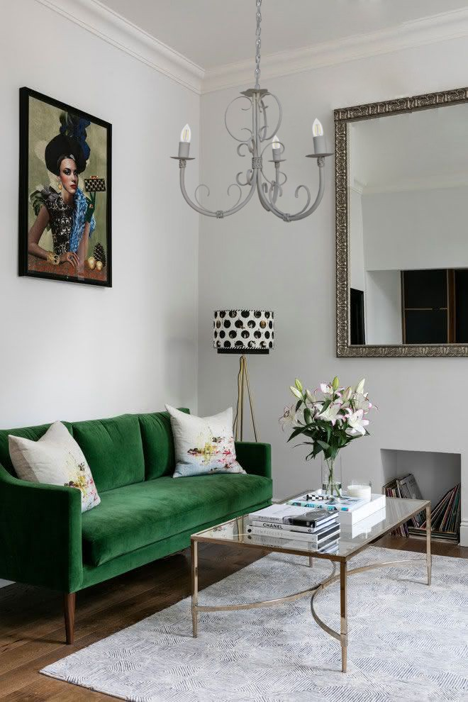 Lustre Provençal de Ferro Pequeno Simples Sala de jantar de Apartamento