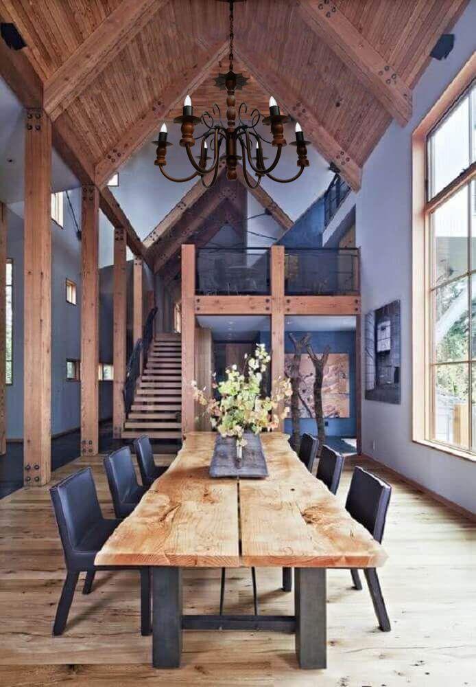 Pendente Colonial Moderno Para Sala De Jantar com o Melhor Preço
