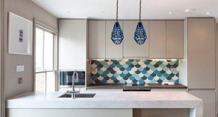 Pendente Artesanal Luminária para Balcão de Bar e Área Gourmet Cozinha Moderna
