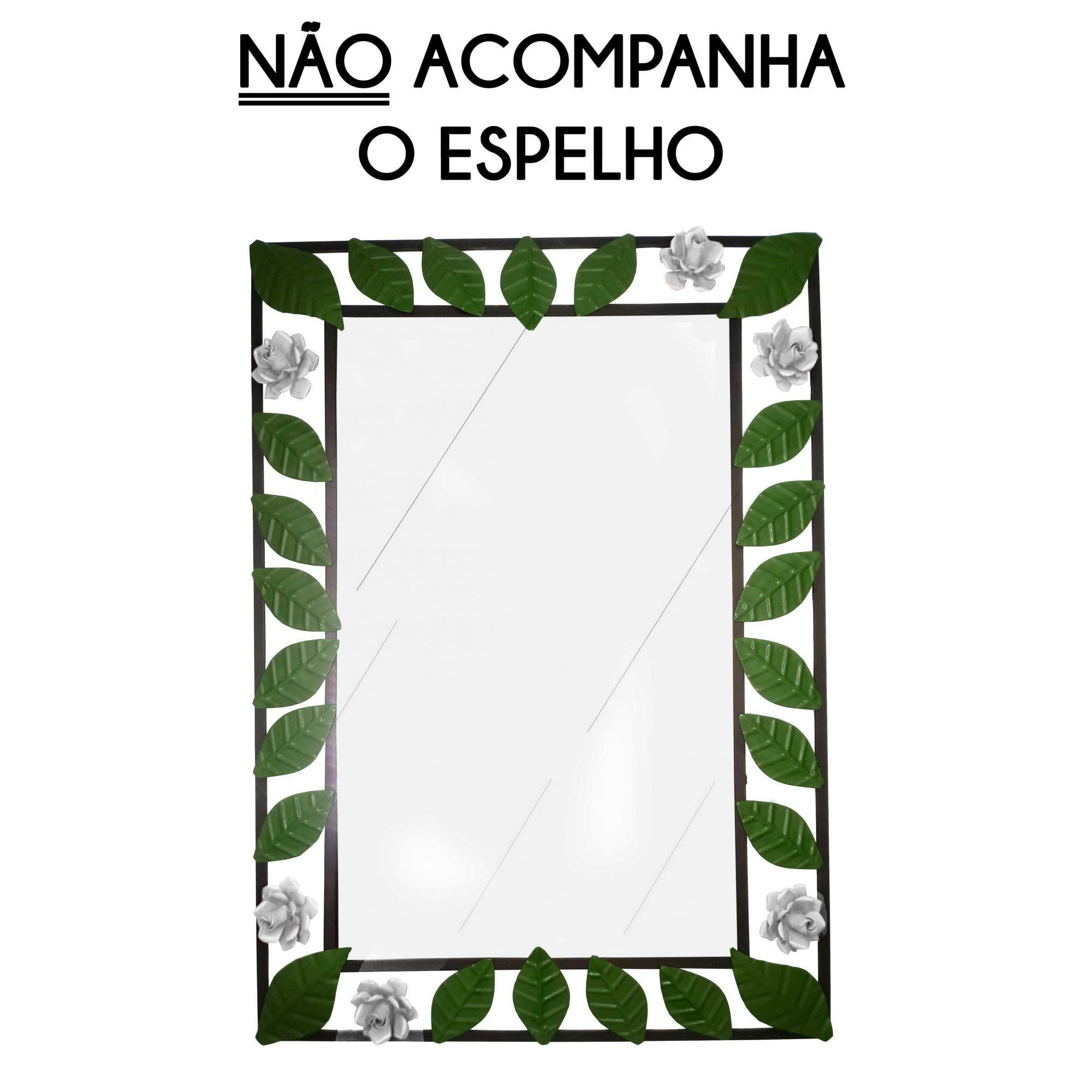 Quadro De Espelho Artesanal Decorativo Para Sala De Jantar