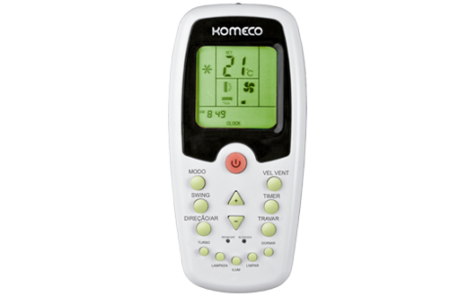 Ar Condicionado Inverter Komeco 12000 BTUs  -  Life Purificadores e Eletrodomésticos