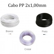 Cabo PP 2x1,00mm