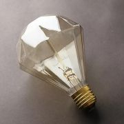 Lâmpada de Filamento Carbono D95