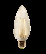 Lâmpada de Filamento LED Vela