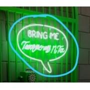 Neon personalizado - Bring me...