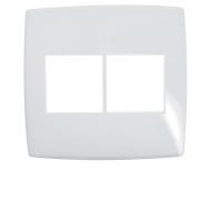 Placa Branca Pial 4x4 /2+2