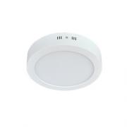 Painel LED Sobrepor Redondo 12W