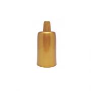 Soquete Decorativo - Dourado