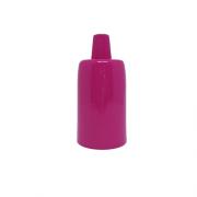 Soquete Decorativo Pink - Tona Brasil