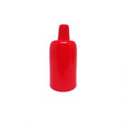 Soquete Decorativo - Vermelho