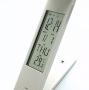 Abajur LED Clock 1,8W Branco - Bronzearte