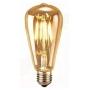 Lâmpada de Filamento LED ST64