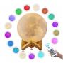 Luminária Lua / 3D Moon light