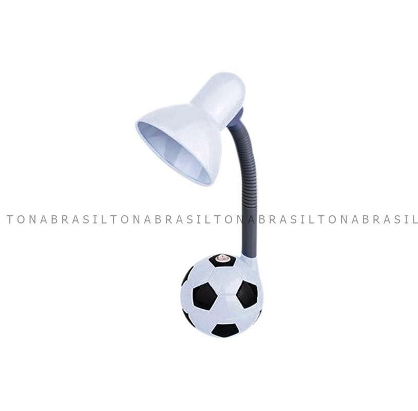Abajur Flexível Futebol - Taschibra
