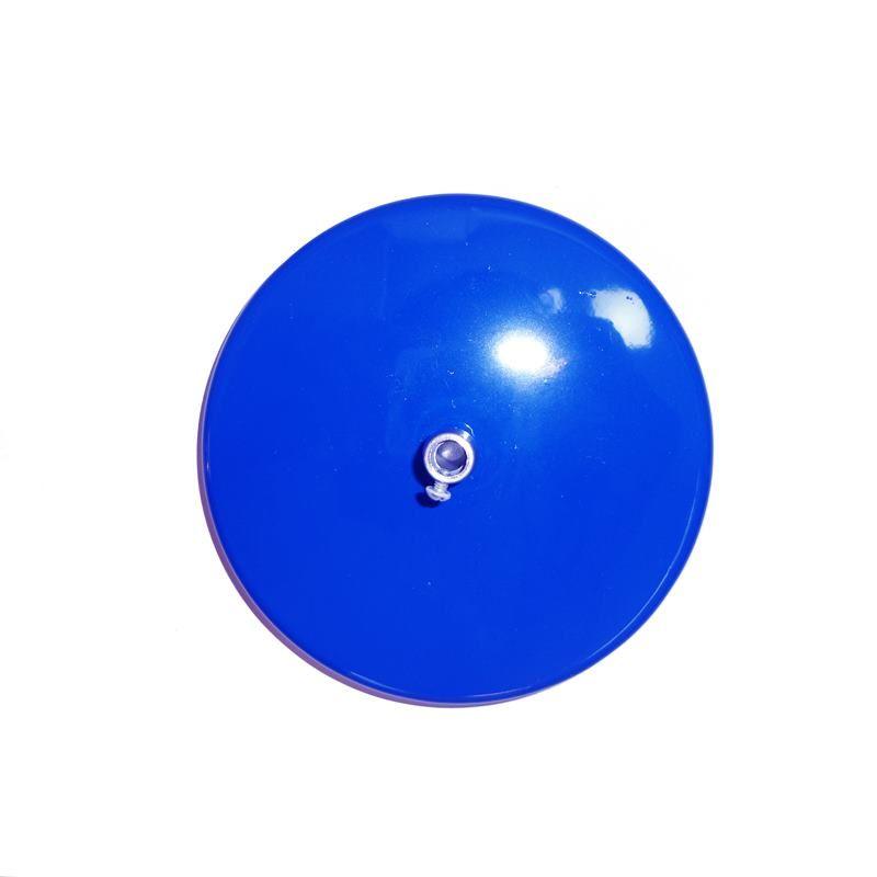 Canopla 1 furo - Azul