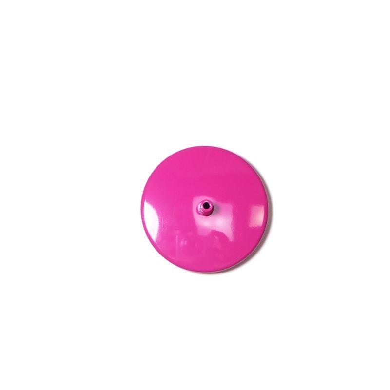 Canopla 1 furo - Pink