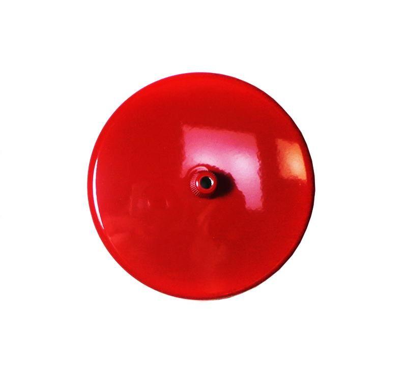 Canopla p/ 1 furo Vermelha - Tona Brasil