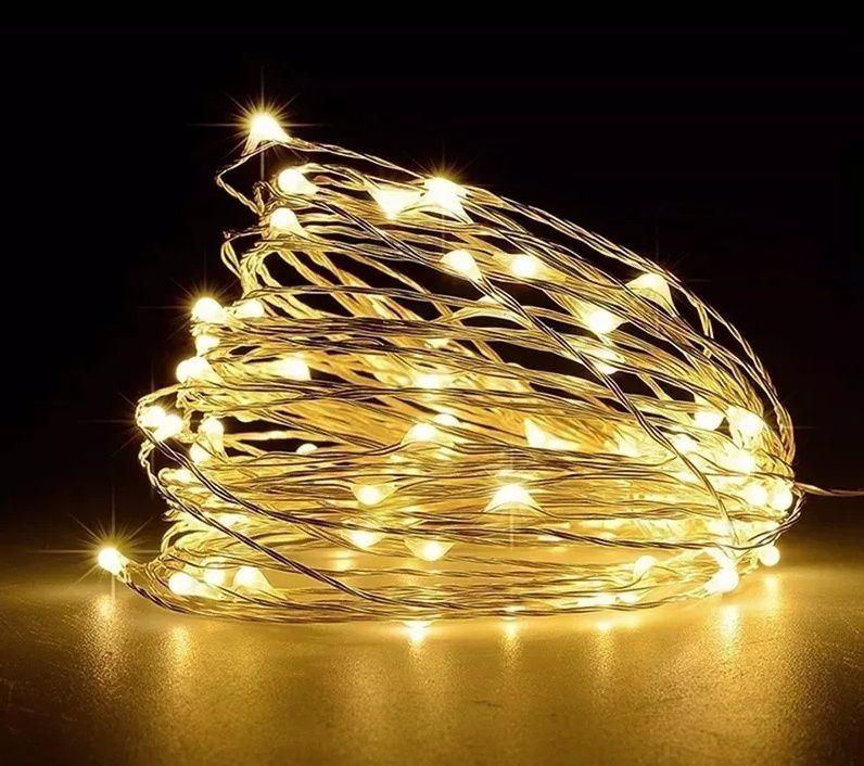 Cordão de Luz filamento Fada