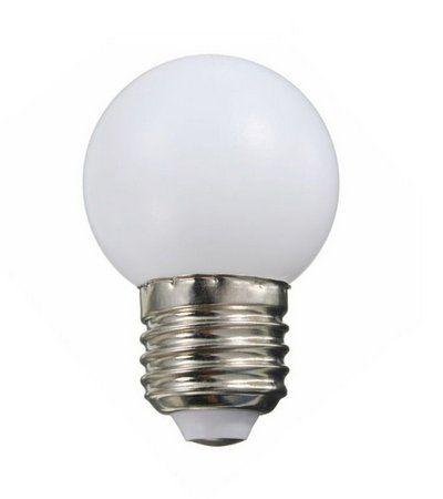 Lâmpada bolinha 1w LED