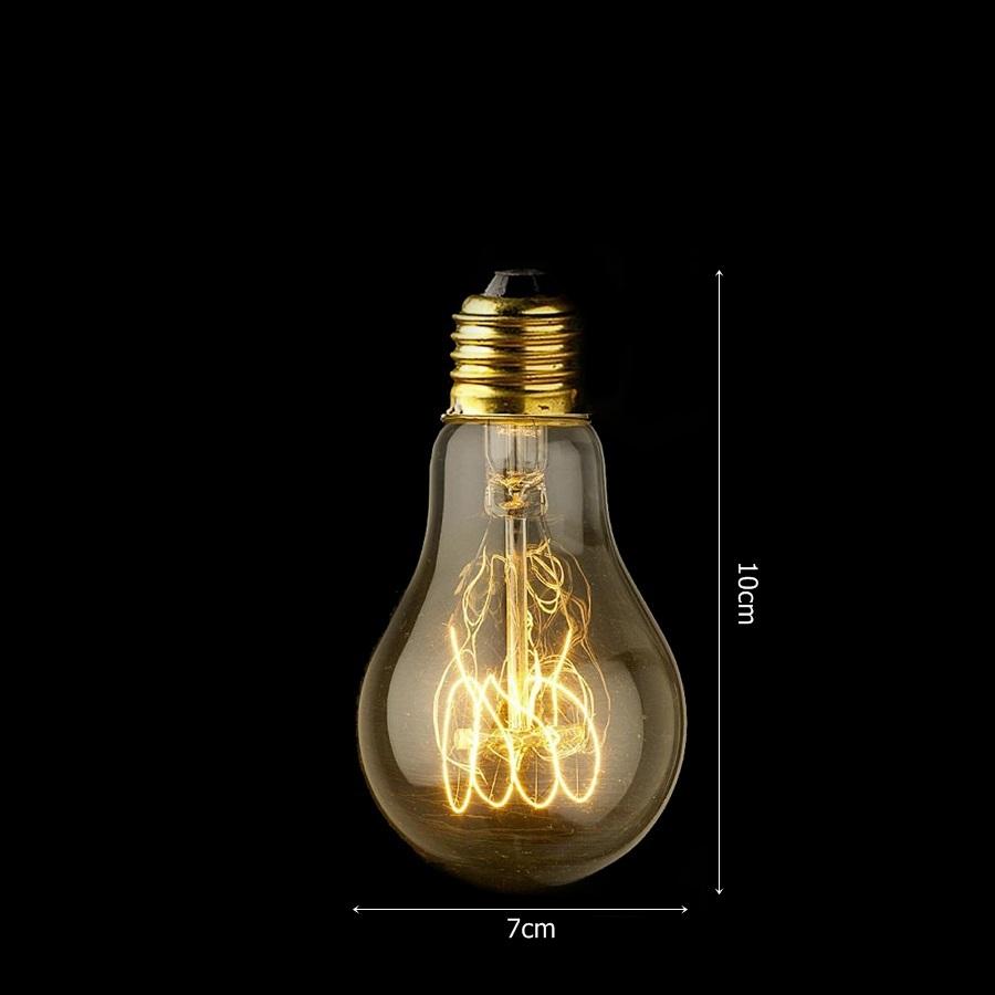 Lâmpada de Filamento A19 - Kian
