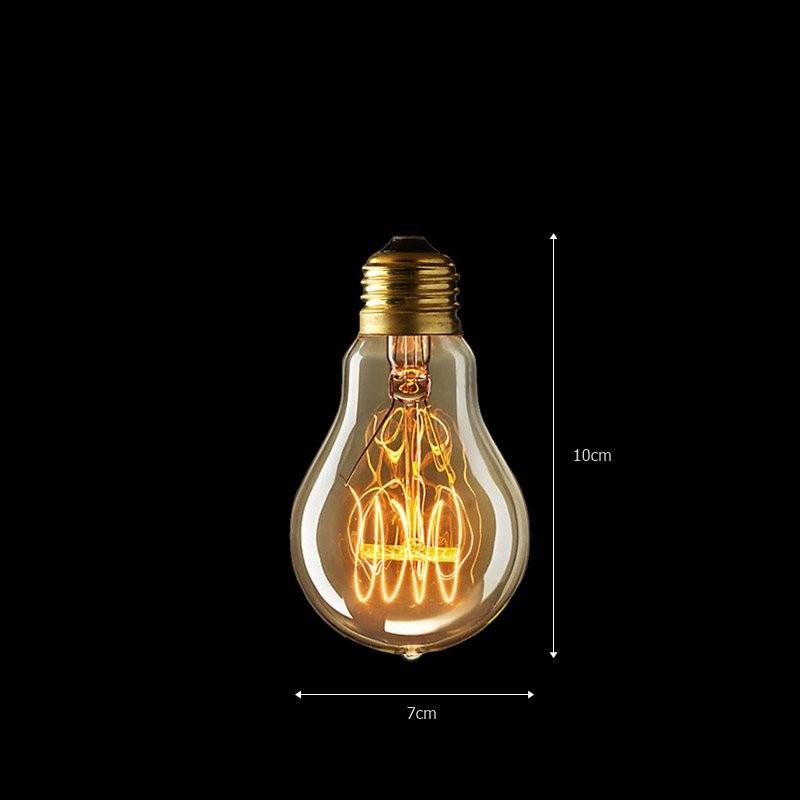 Lâmpada de Filamento A19 - Starlux