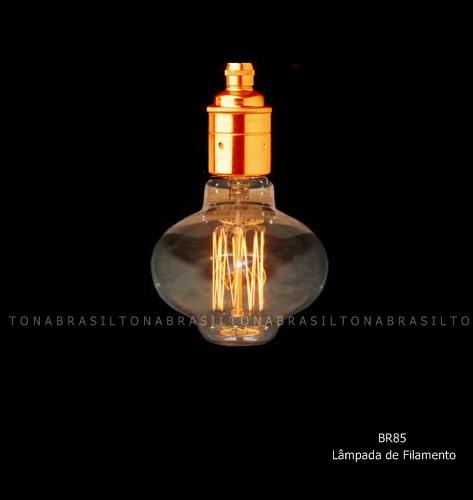 Lâmpada de Filamento BR85 - Starlux