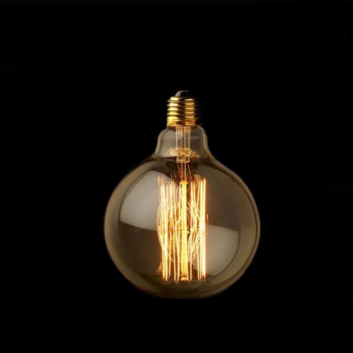 Lâmpada de Filamento G125 - Kian
