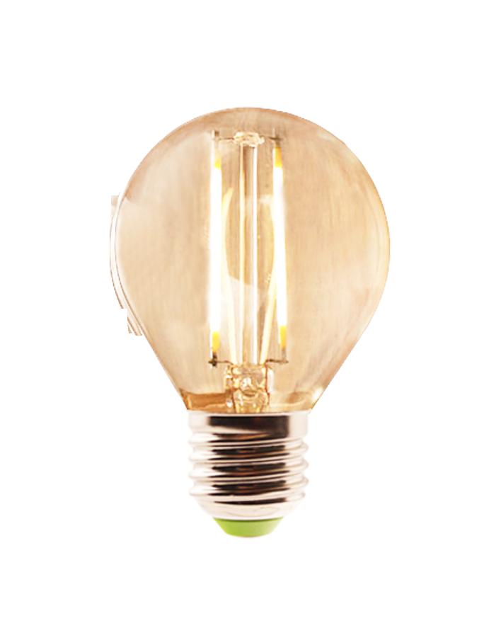 Lâmpada de Filamento LED G45 Bolinha