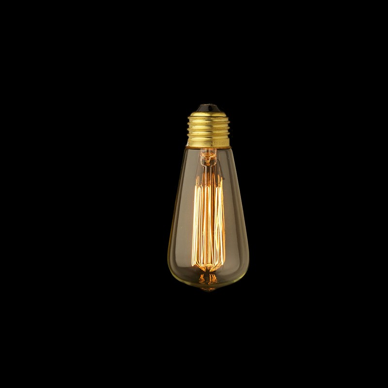 Lâmpada de Filamento ST64 - Starlux